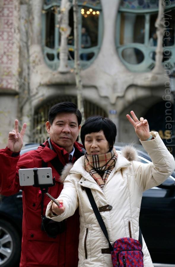 toeristen