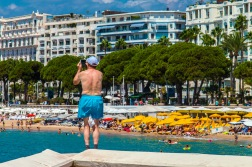 Cannes Plage