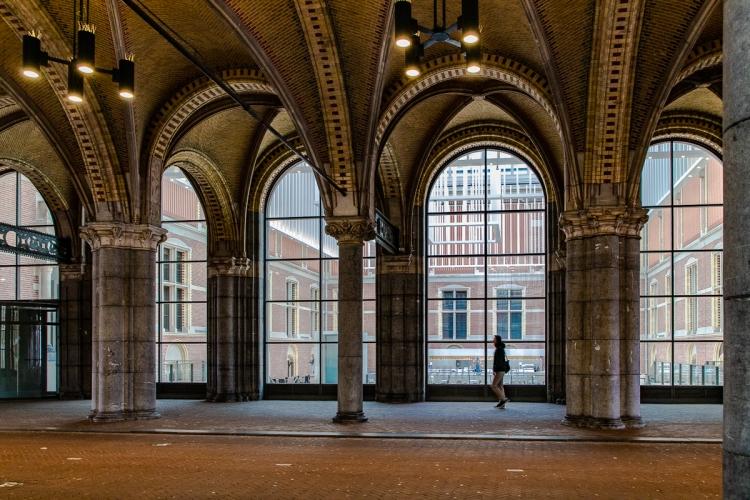 Rijksmuseum tijdelijk gesloten